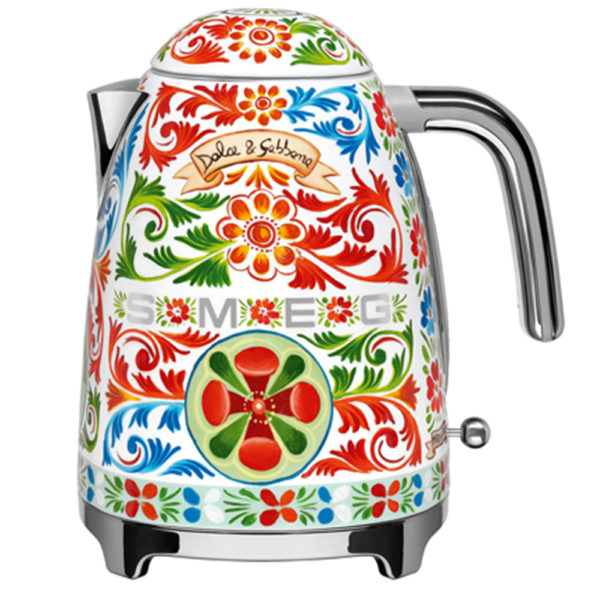 Electric Kettle – Smeg Dolce & Gabanna Collection