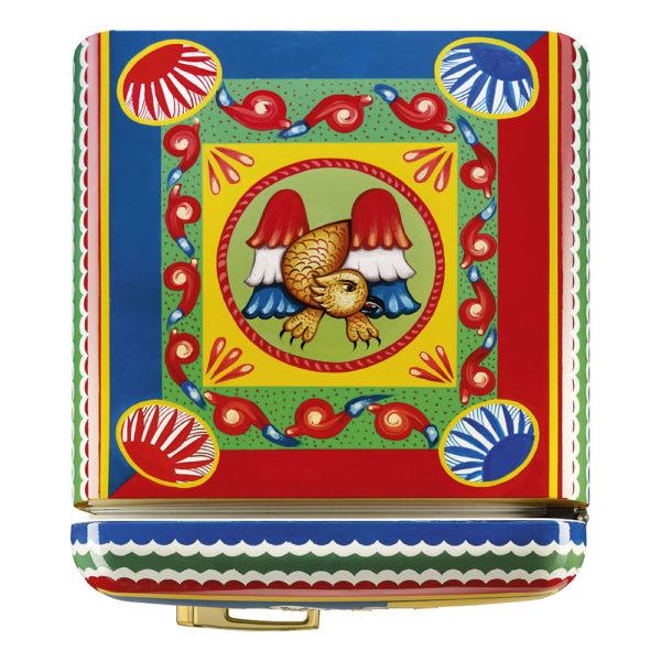 Refrigerator Of Art Dolce&Gabbana And Smeg Fr06Oru