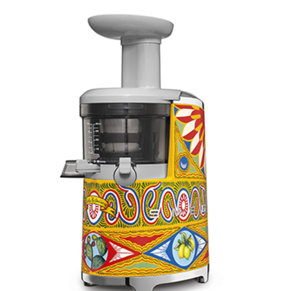 Slow Juicer – Smeg Dolce & Gabanna Collection