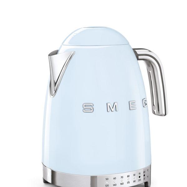 Variable Temperature Kettle, Pastel Blue