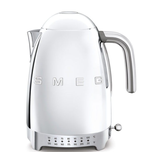 Variable Temperature Kettle, chrome