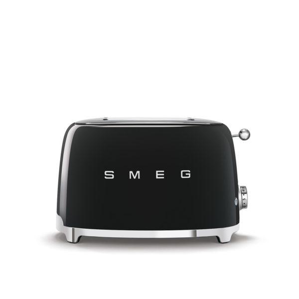 2-Slice Toaster 50's Style, Black