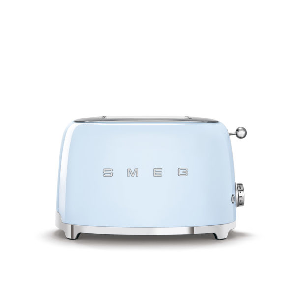 2-Slice Toaster 50's Style, Pastel Blue