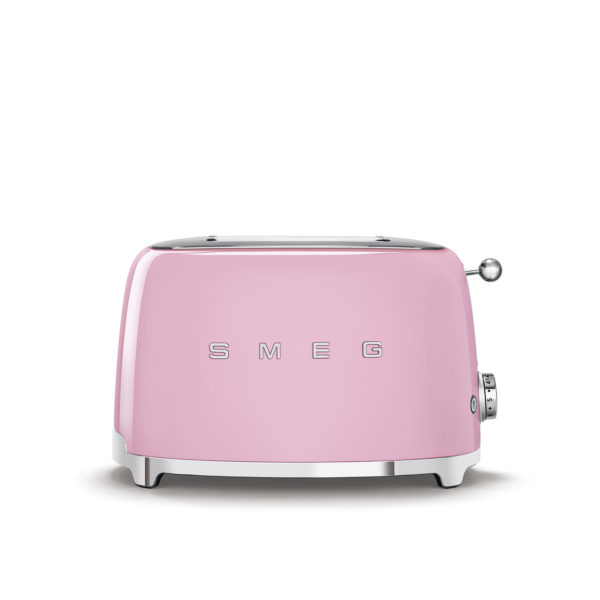 2-Slice Toaster 50's Style, Pink