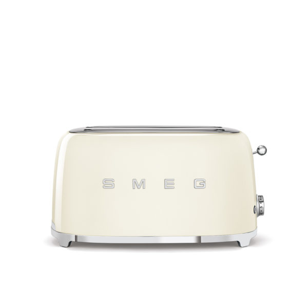 4-Slice Toaster 50's Style, Cream