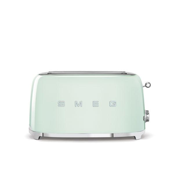 4-Slice Toaster 50's Style, Pastel Green