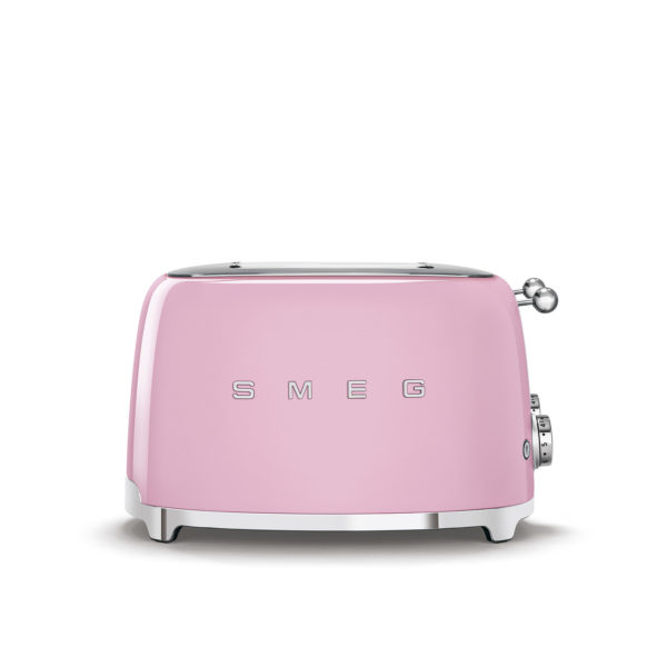 4X4  Slot Toaster 50's Style, Pink