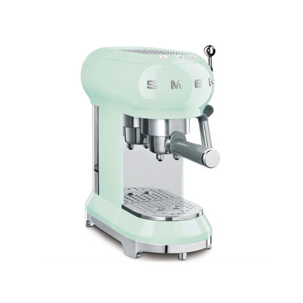 Espresso Machine, Pastel Green